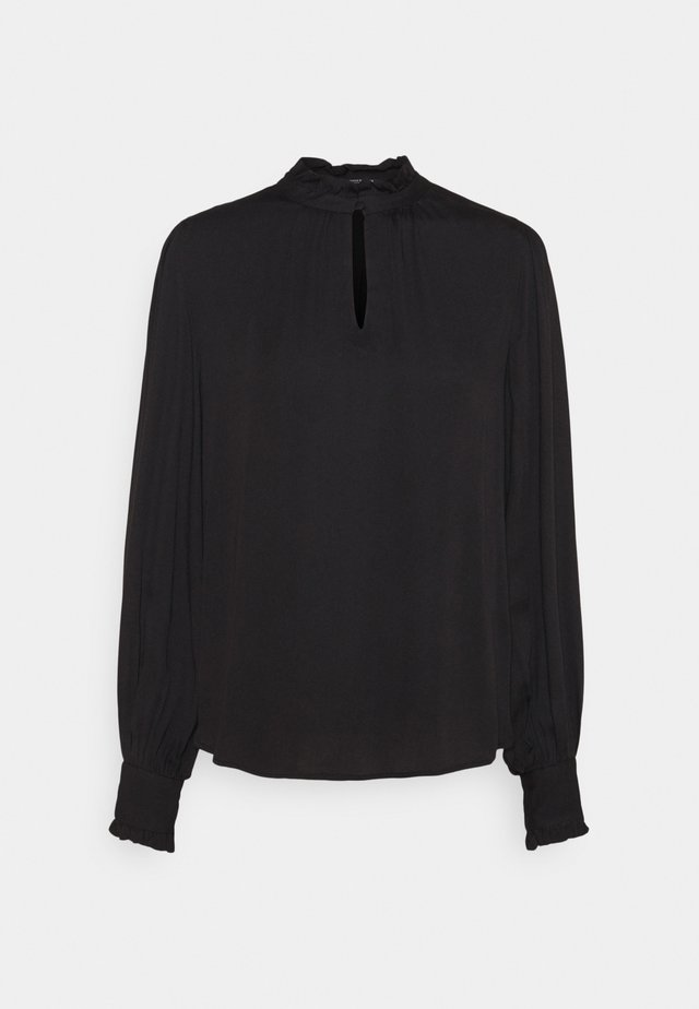 BAUMA TINIA - Blouse - black