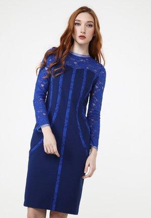 BAKURA - Shift dress - indigo