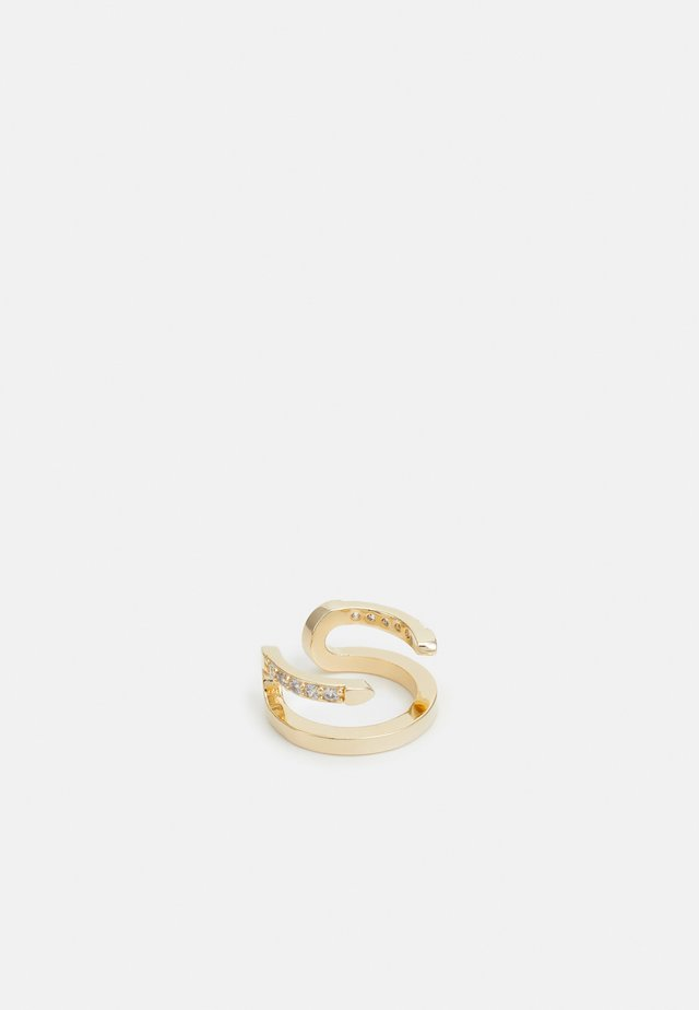 EARCUFF - Örhänge - gold-coloured