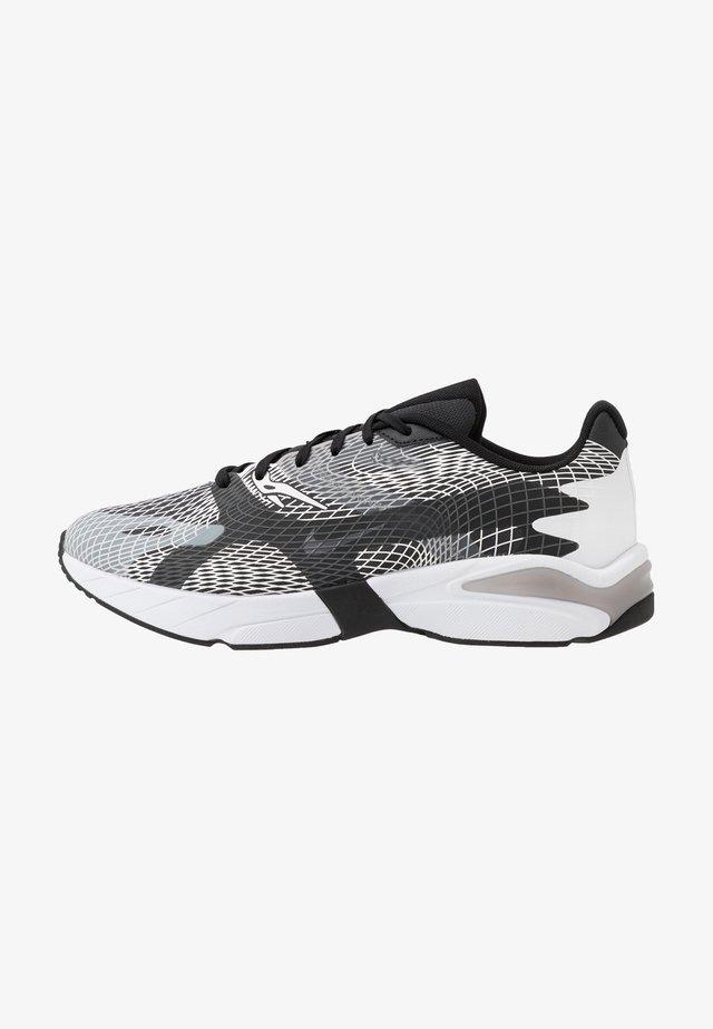 GHOSWIFT - Zapatillas - white/black/wolf grey/anthracite/total orange