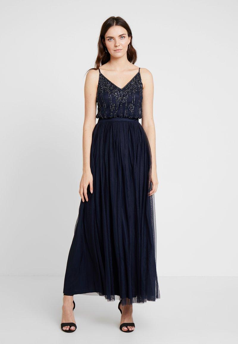 Lace & Beads - KEEVA MARIKO - Occasion wear - navy