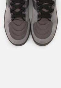 Diadora - BASKET MOON - Zapatillas altas - gray/pewter - 5