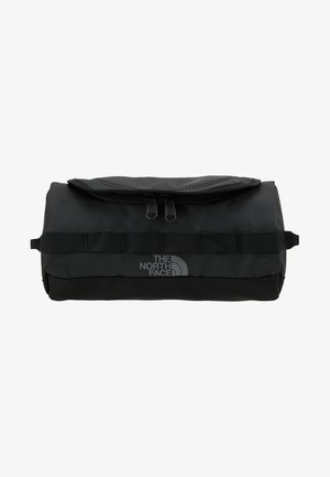 TRAVEL CANISTER - Toiletti-/meikkilaukku - black