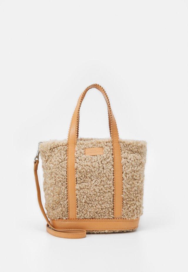 CABAS PETIT - Håndtasker - beige