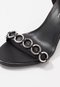 3.1 Phillip Lim - ALYSE RINGS - High Heel Sandalette - black - 2