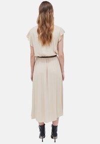 Motivi - STILE WESTERN - Day dress - beige - 2