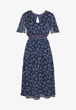 OPEN BACK DRESS - Vestido informal - twilight navy