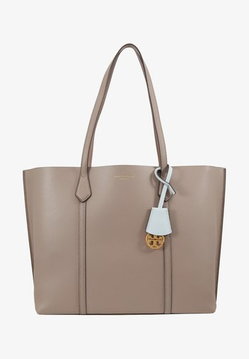 PERRY TRIPLE COMPARTMENT TOTE - Velká kabelka - gray heron