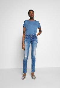 LTB - MOLLY - Slim fit jeans - ritnoblue x wash - 1