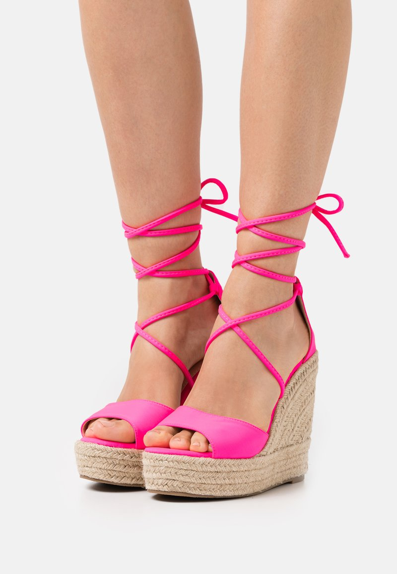 RAID - MAREA - High heeled sandals - pink