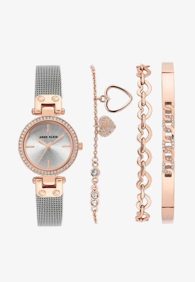 SET - Watch - silber