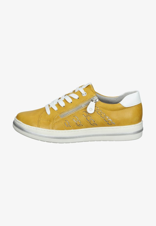 Sneakersy niskie - jaunе
