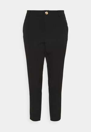 JMALIAH CROP PANT - Trousers - black