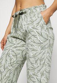 Triumph - MIX & MATCH TROUSERS  - Pyjamasbukse - sage green - 4