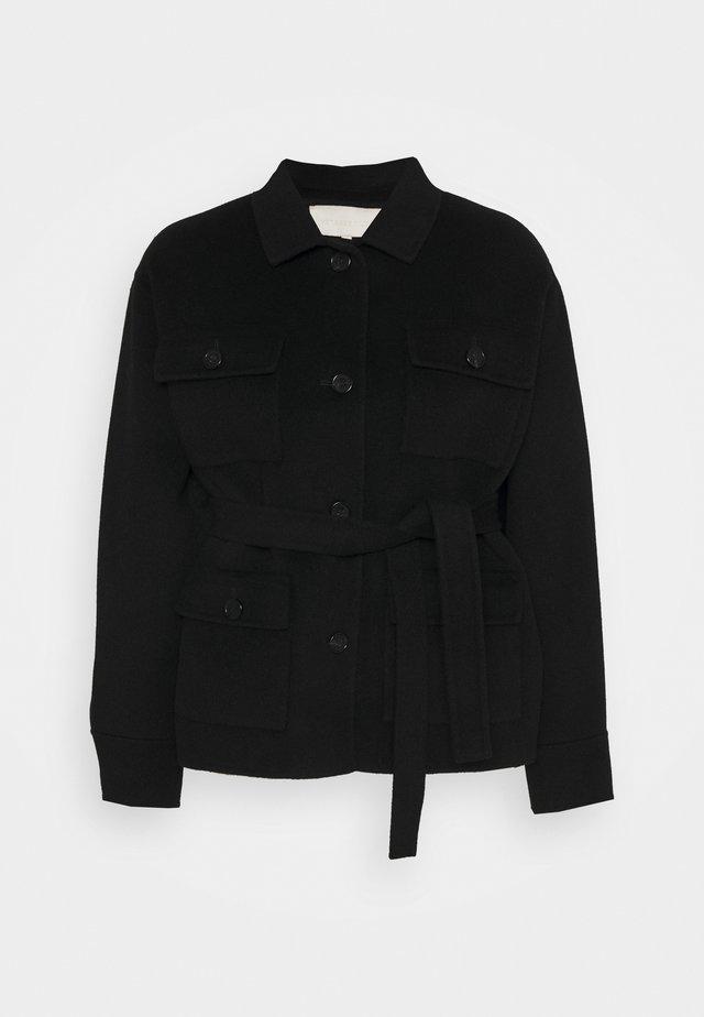 RITA - Veste légère - black