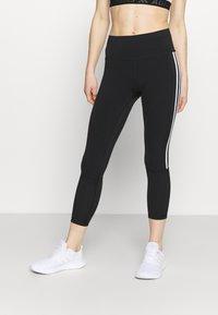 adidas Performance - Medias - black/white - 0