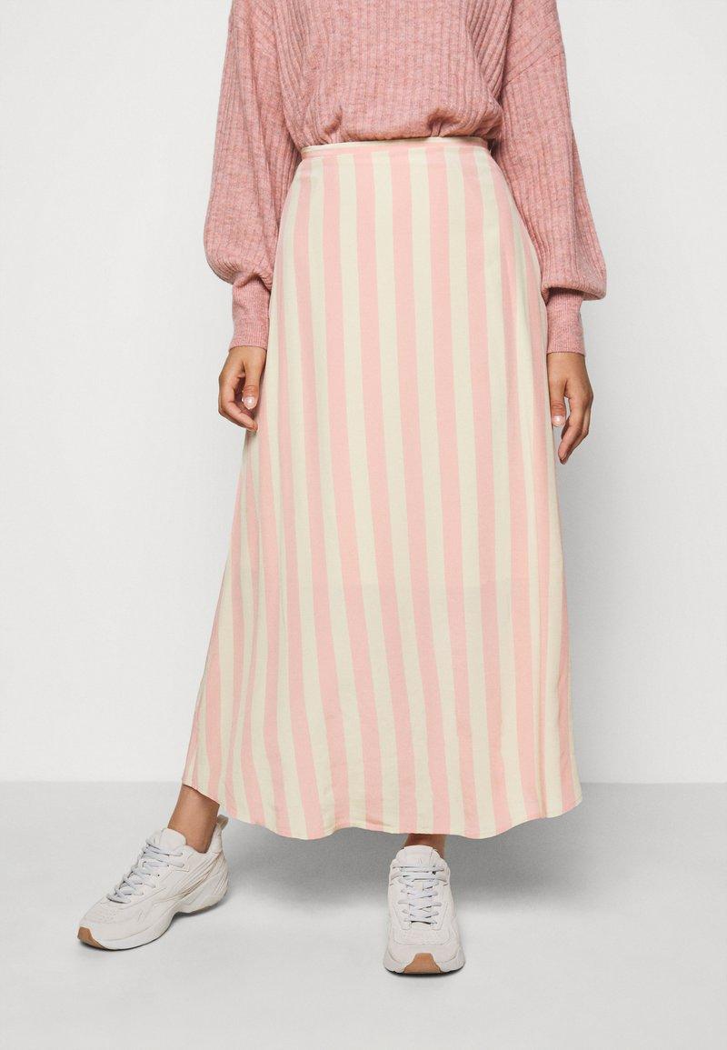 Won Hundred - CAROL - A-line skirt - coral cloud