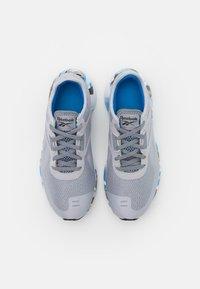 Reebok - FLASHFILM 3.0 - Neutral running shoes - true grey/white/horizon blue - 3