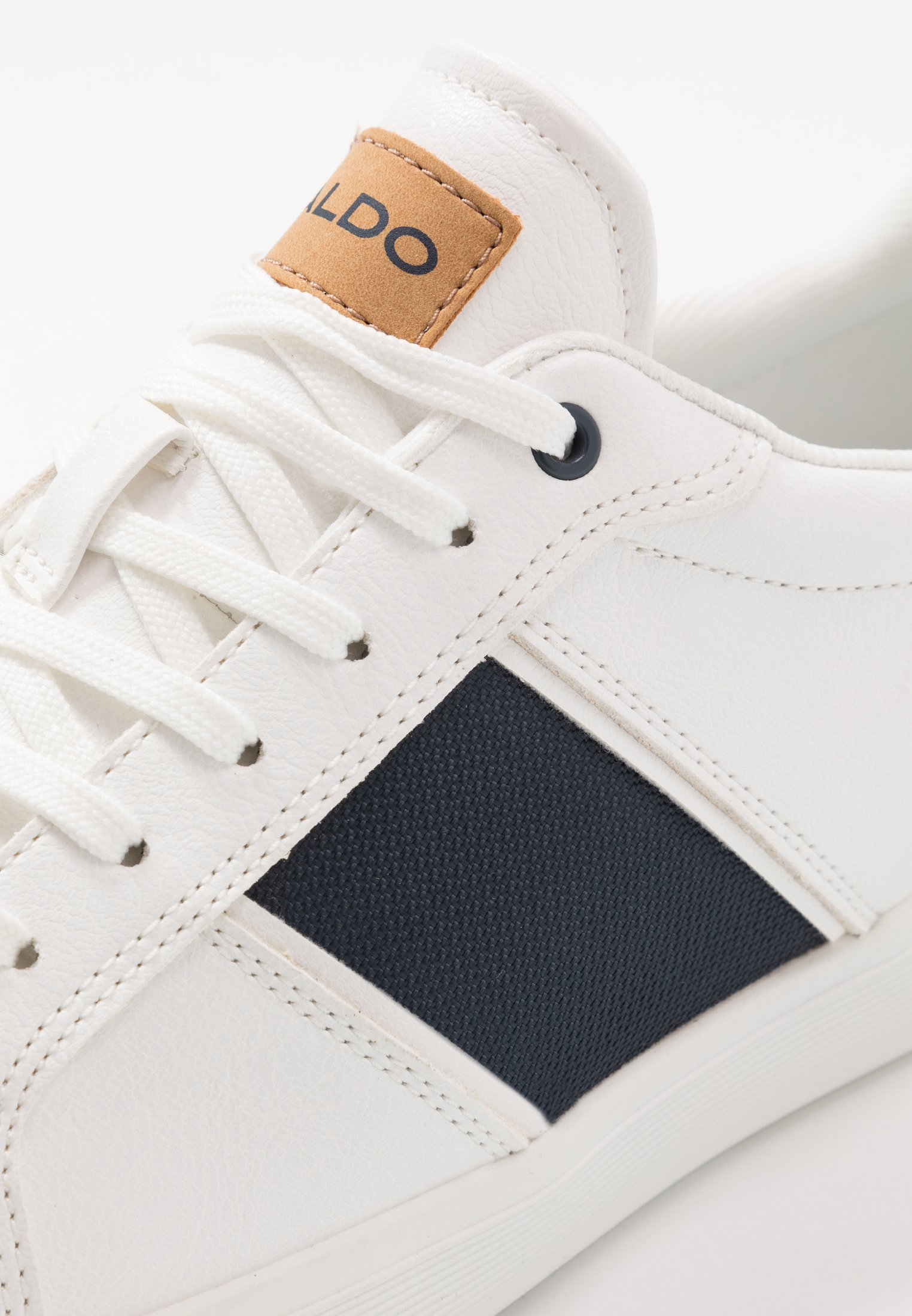 ALDO ASSIMILIS Joggesko white overflow Zalando.no