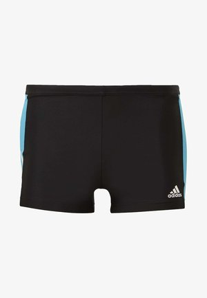 FITNESS THREE-SECOND SWIM BRIEFS - Swimming trunks - black