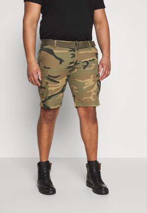 JJICHARLIE JJCARGO - Shorts - green eyes