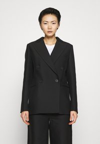 DESIGNERS REMIX - HAILEY - Short coat - black - 0