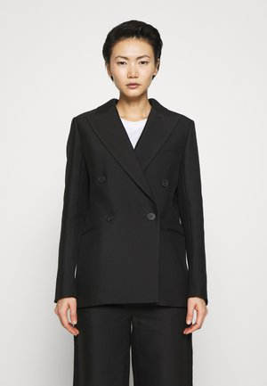 HAILEY - Short coat - black