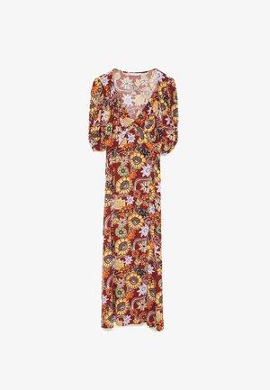 MELIGES MIT 06310610 - Sukienka letnia - brown