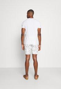 Key Largo - ANTONIO - Pantaloni sportivi - white - 2
