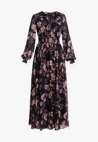Forever New - DELPHINE SPLIT DETAIL DRESS - Maxikjoler - black - 5