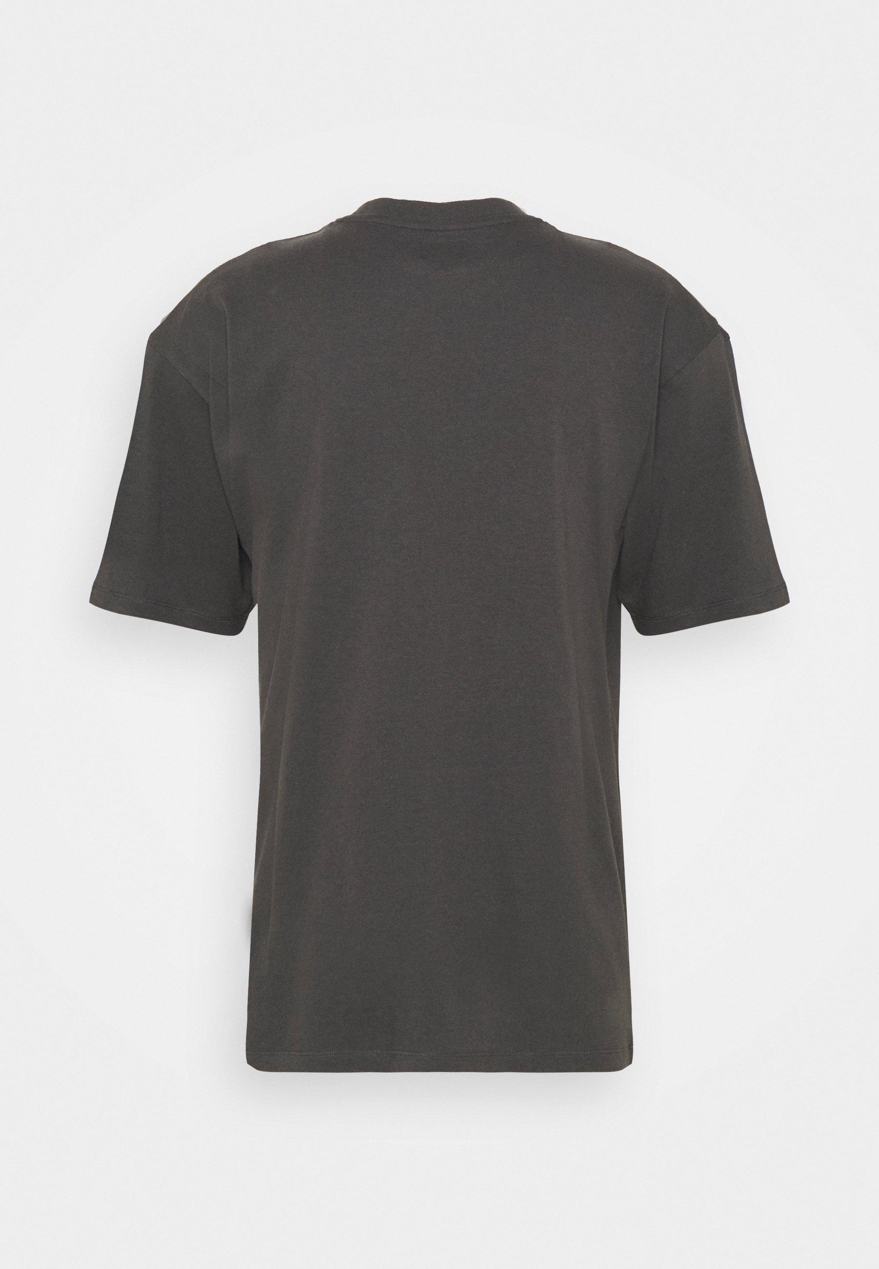 Uomo OVERSIZE PLAIN SYNERGY - T-shirt basic