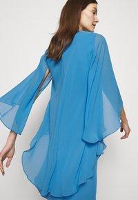 Lauren Ralph Lauren - CLASSIC DRESS - Koktejlové šaty/ šaty na párty - captain blue - 3