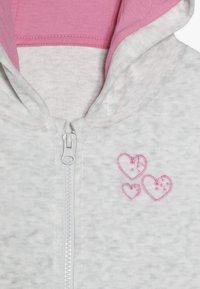 mothercare - SET - Mikina na zip - grey - 5