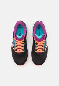 Saucony - GUIDE 14 - Stabilty running shoes - future black - 3