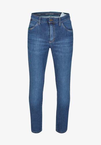 Straight leg jeans - mittelblau 943