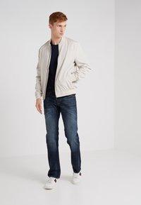 BOSS CASUAL - Straight leg jeans - navy - 1