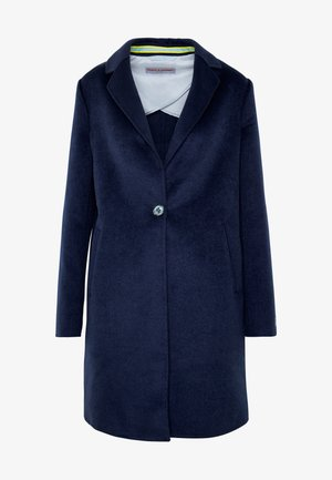 ANCONA - Short coat - midnight blue