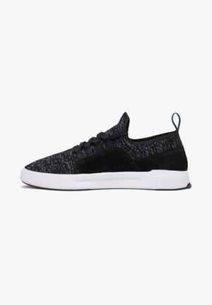 Sneakers laag - black/white/brown