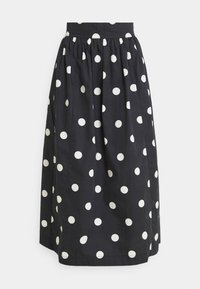 EDITED - JARINE SKIRT - Maxi skirt - bold dot - 4