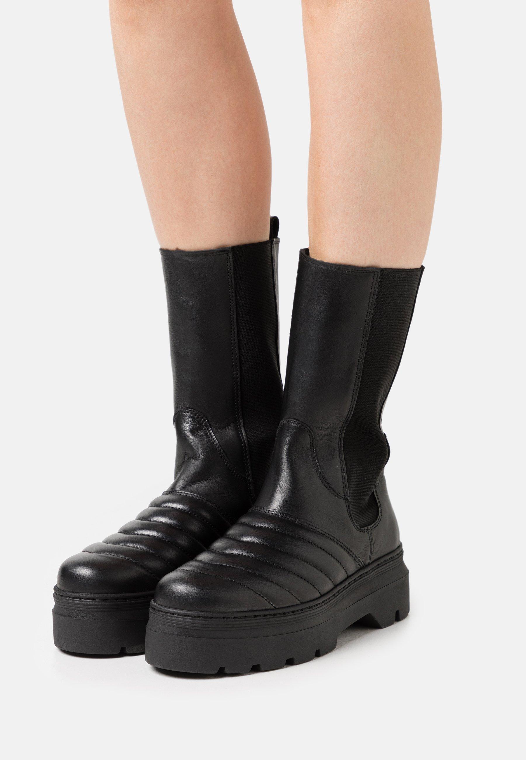 Women FLORA - Platform boots