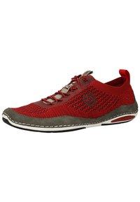 Bugatti - Chaussures à lacets - dark red - 2