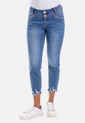 SANDY - Jeans Skinny Fit - blau