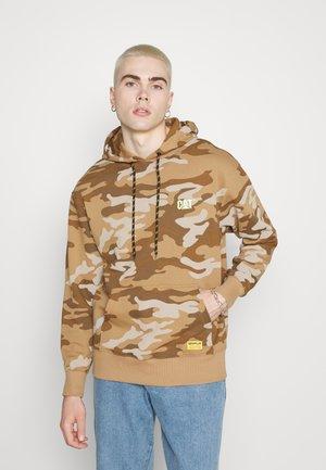 SMALL LOGO HOODIE - Sweatshirt - multi-coloured