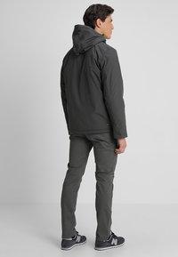Napapijri - RAINFOREST POCKET  - Winter jacket - dark grey solid - 2