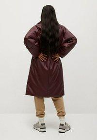 Mango - KETCHUP - Winter coat - granatrot - 1