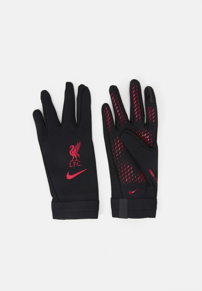 Nike Performance - LIVERPOOL FC HYPRWARM - Club wear - black/gym red