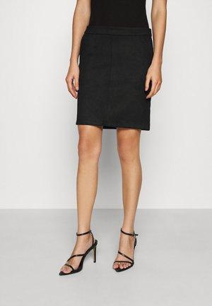 VIFADDY SKIRT - Pencil skirt - black