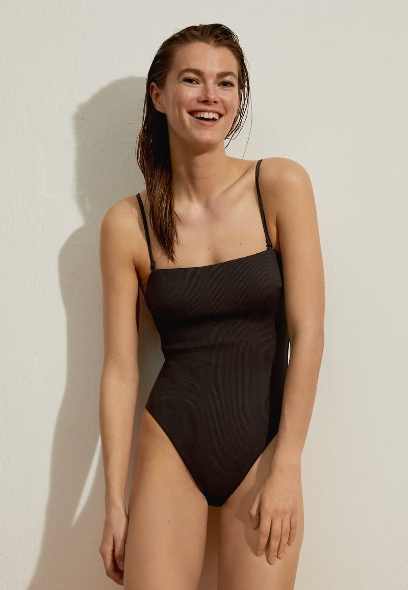 OYSHO - Swimsuit - black