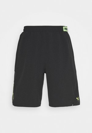 TRAIN FIRST MILE XTREME - Sports shorts - black