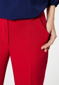 DreiMaster - Trousers - red - 3